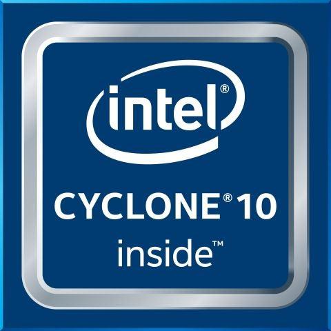 В семейство входят FPGA Cyclone 10 GX и Cyclone 10 LP