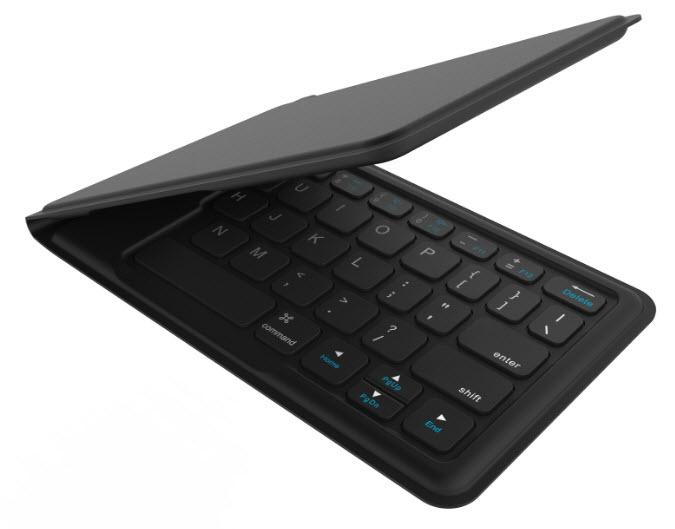 Складывающаяся клавиатура Kanex MultiSync Foldable Travel для Windows, iOS и Android стоит менее 50 евро