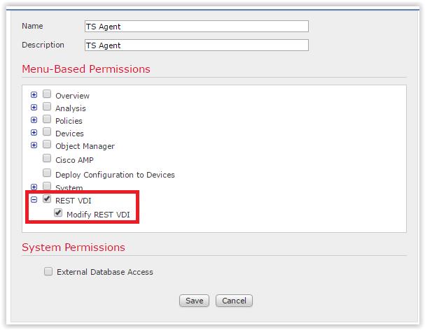 Аутентификация пользователей терминальных серверов на FirePOWER - 3