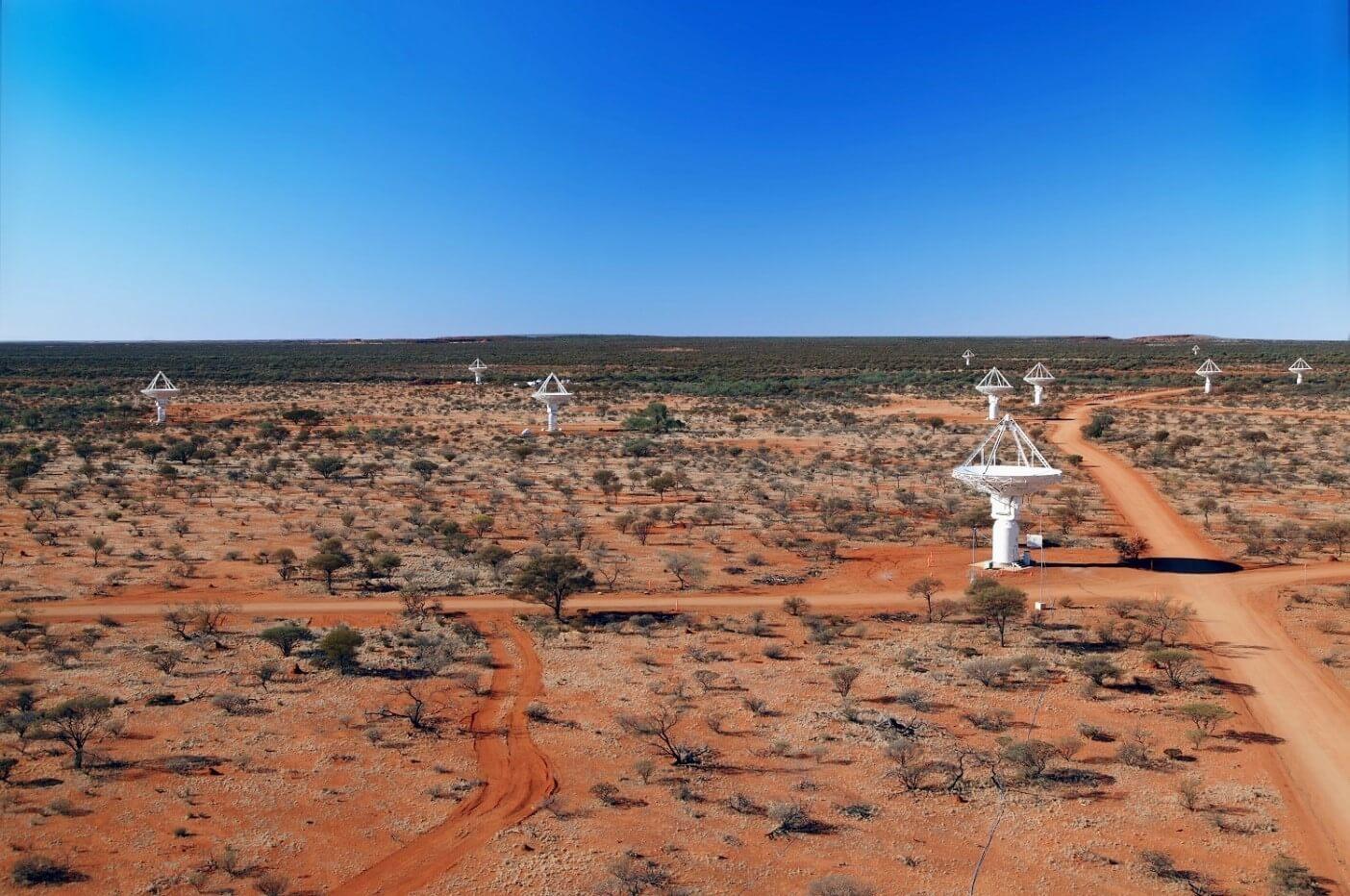 «Космос — последний рубеж»: Немного об ИТ-инфраструктуре самого быстрого радиотелескопа ASKAP - 1