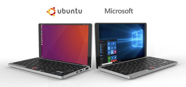 Семидюймовый нетбук GPD Pocket с Windows 10 и Ubuntu собрал $200 тыс. на Indiegogo всего за семь часов