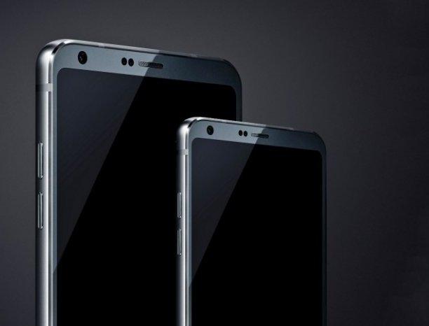 Ёмкость аккумулятора смартфона LG G6 составит не менее 3200 мА·ч