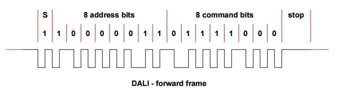 Управление светильниками по протоколу DALI с помощью Arduino - 1