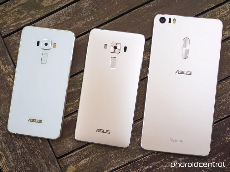 Смартфоны Asus ZenFone 4 выйдут позже задуманного