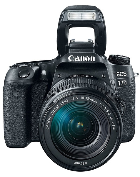 Canon представила зеркальные камеры EOS 800D (Rebel T7i) и EOS 77D - 2