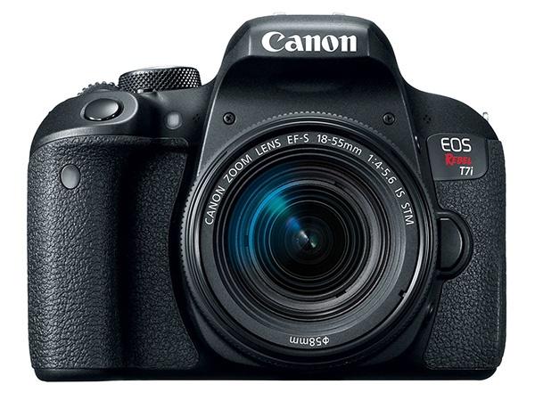 Canon представила зеркальные камеры EOS 800D (Rebel T7i) и EOS 77D - 5