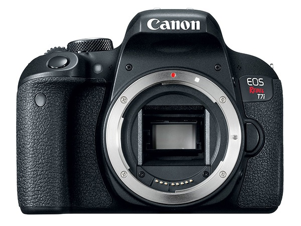 Canon представила зеркальные камеры EOS 800D (Rebel T7i) и EOS 77D - 6