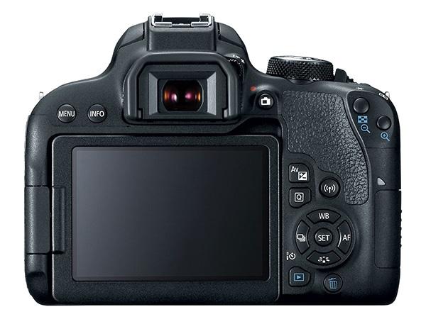 Canon представила зеркальные камеры EOS 800D (Rebel T7i) и EOS 77D - 8