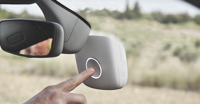 Видеорегистратор Dride сделает авто умнее