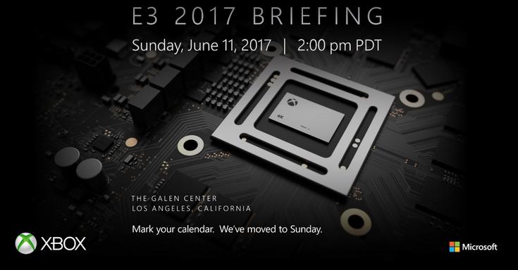 Приставку Xbox Scorpio можно будет увидеть на E3
