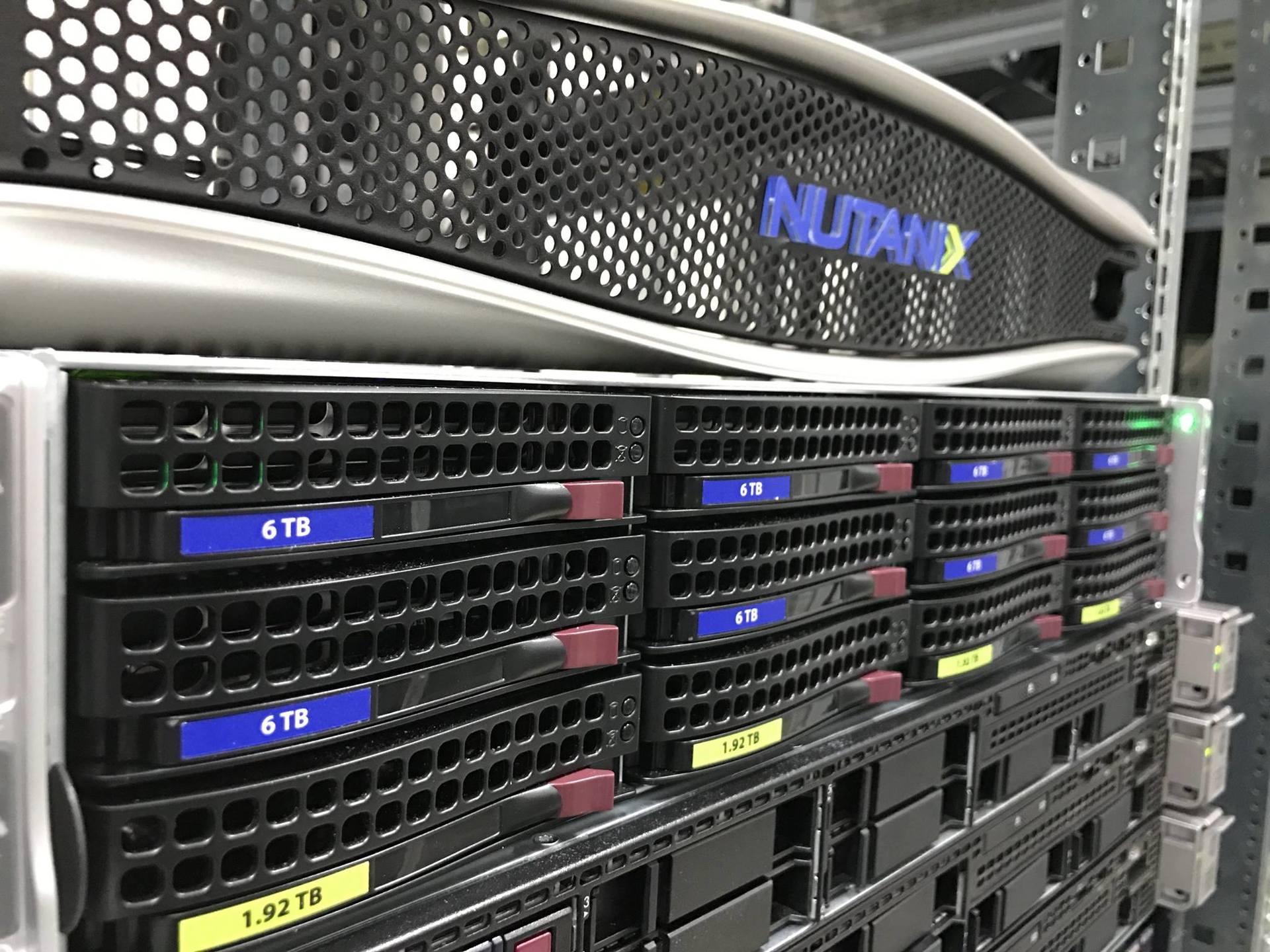 Nutanix AOS 5.0 — большое обновление - 1