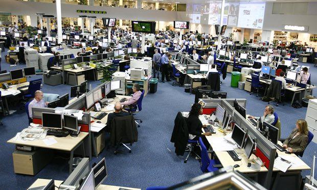 Компании отрабатывают методы слежки на рабочем месте - 1