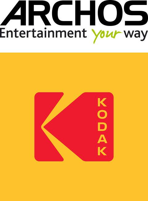 Лицензию на использование марки Kodak на европейском рынке планшетов приобрела компания ARCHOS