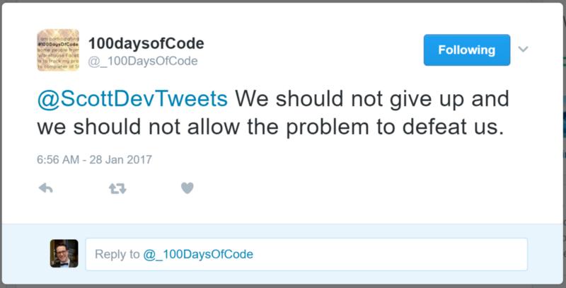Почему вам может пригодиться собственный Twitter-бот и как создать его за полчаса - 3