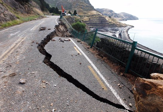 Ученые предрекают США землетрясение