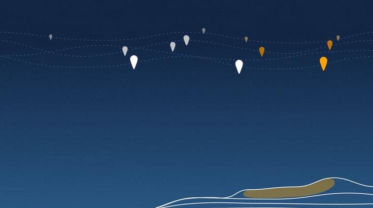 Шары Project Loon теперь можно гораздо быстрее собрать над одним регионом