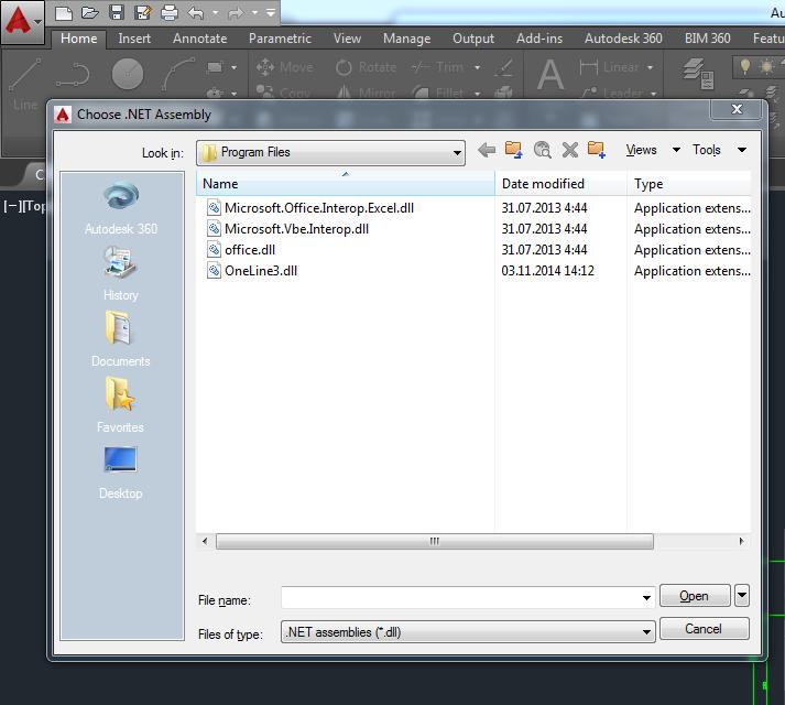 Электрические схемы в Autocad с помощью .NET - 2