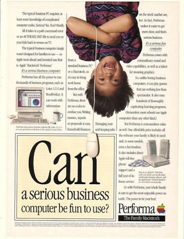Как рекламировали компьютеры в 1990-е - 13