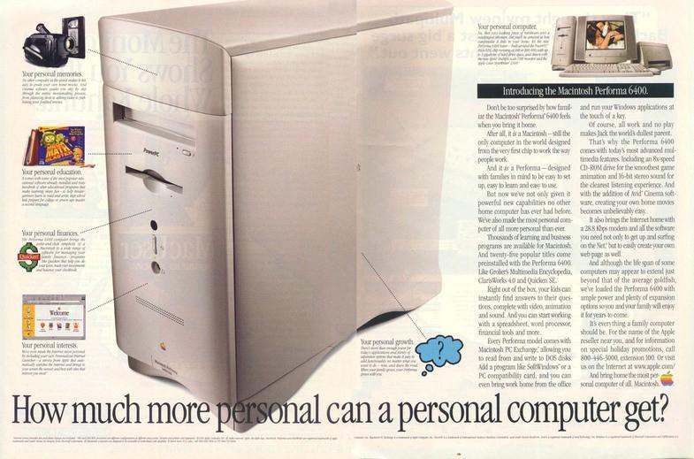 Как рекламировали компьютеры в 1990-е - 14