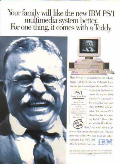 Как рекламировали компьютеры в 1990-е - 17