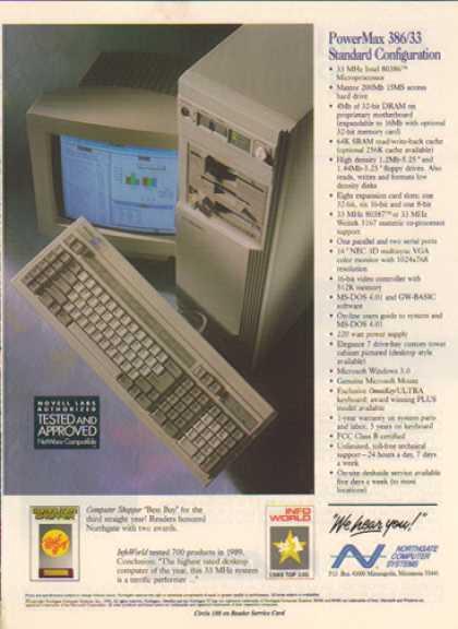 Как рекламировали компьютеры в 1990-е - 3