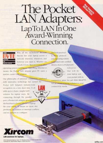 Как рекламировали компьютеры в 1990-е - 6