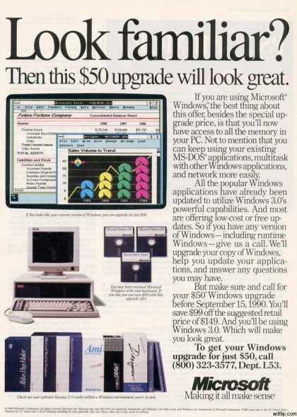Как рекламировали компьютеры в 1990-е - 9