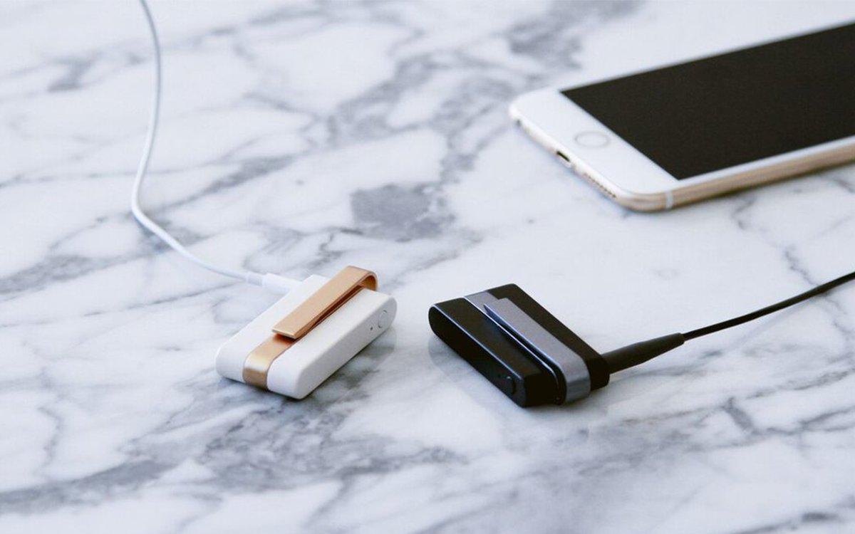 Небольшой Bluetooth-адаптер превращает любые наушники в беспроводные - 1