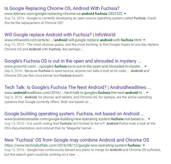 Операционные системы Andromeda и Fuchsia — загадок от Google стало больше - 3