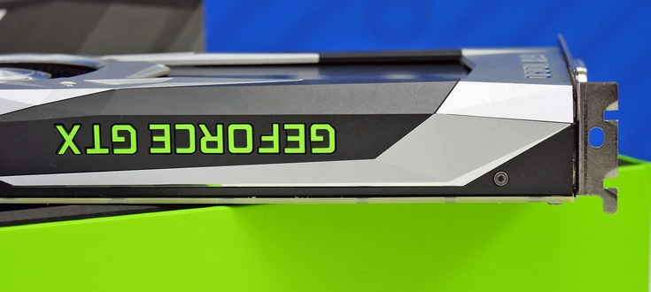 Nvidia выпустит видеокарту GeForce GTX 1080 Ti в конце марта