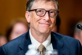 Билл Гейтс считает, что роботы должны платить налоги - 1