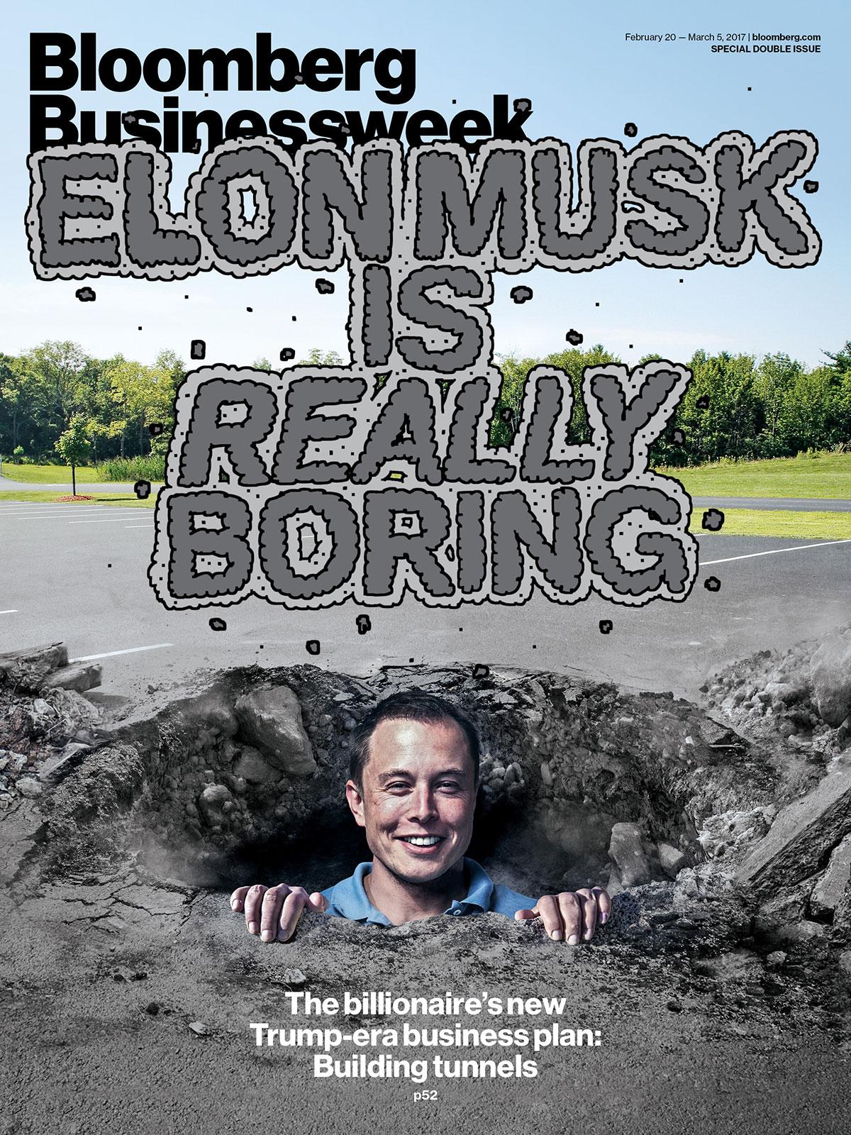 Илон Маск рассказал, зачем он занялся бурением тоннелей - 2