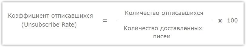 Как сократить количество отписок от рассылки - 2