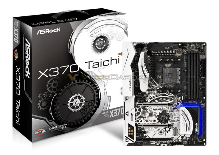 Модель ASRock X370 Fatal1ty Professional Gaming имеет три слота PCIe x16 и по два PCIe x1 и M.2