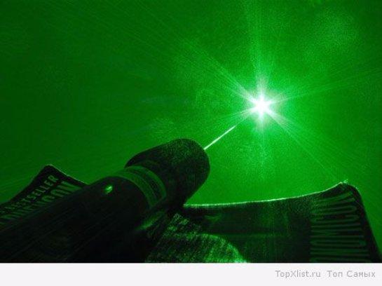 Самый мощный в мире лазер разработали чешские ученые