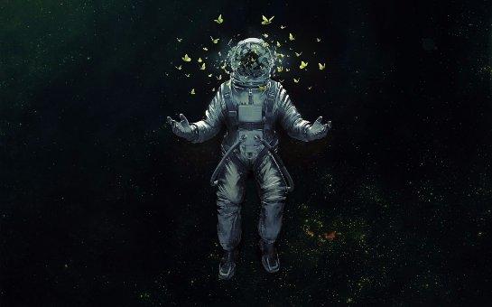Ученые определили, сколько проживет человек в космосе без скафандра