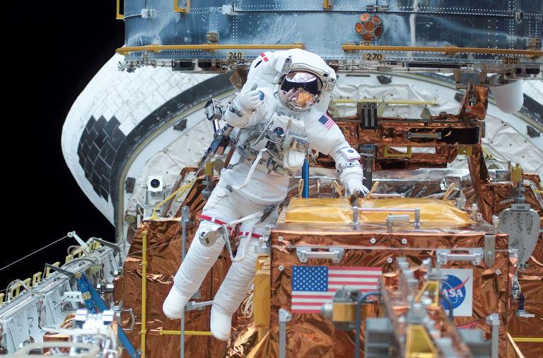 В администрации президента США обсуждают возможность модернизации телескопа «Хаббл» - 1