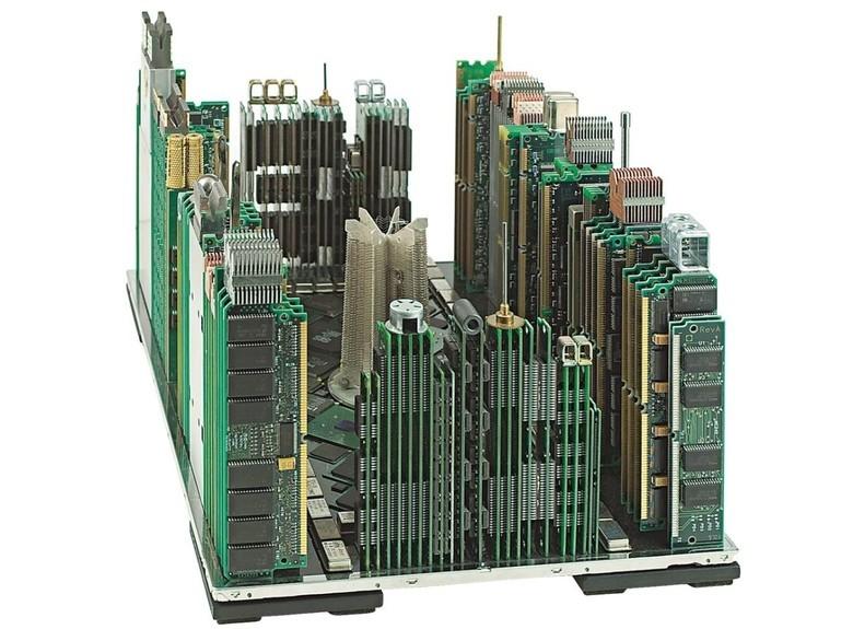 Арт-реновация старой компьютерной техники - 13