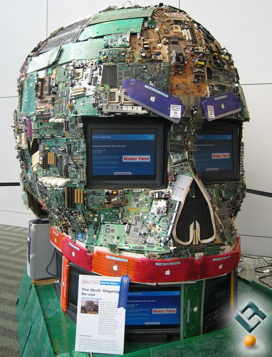 Арт-реновация старой компьютерной техники - 18