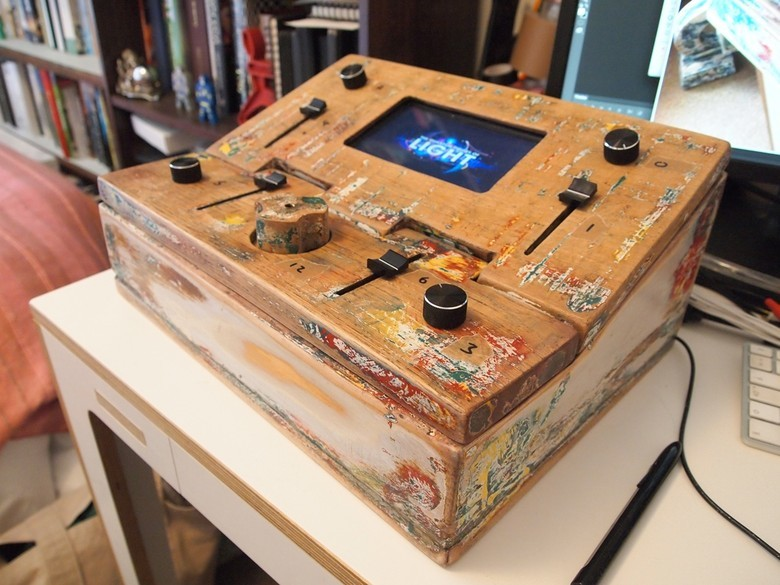 Арт-реновация старой компьютерной техники - 6