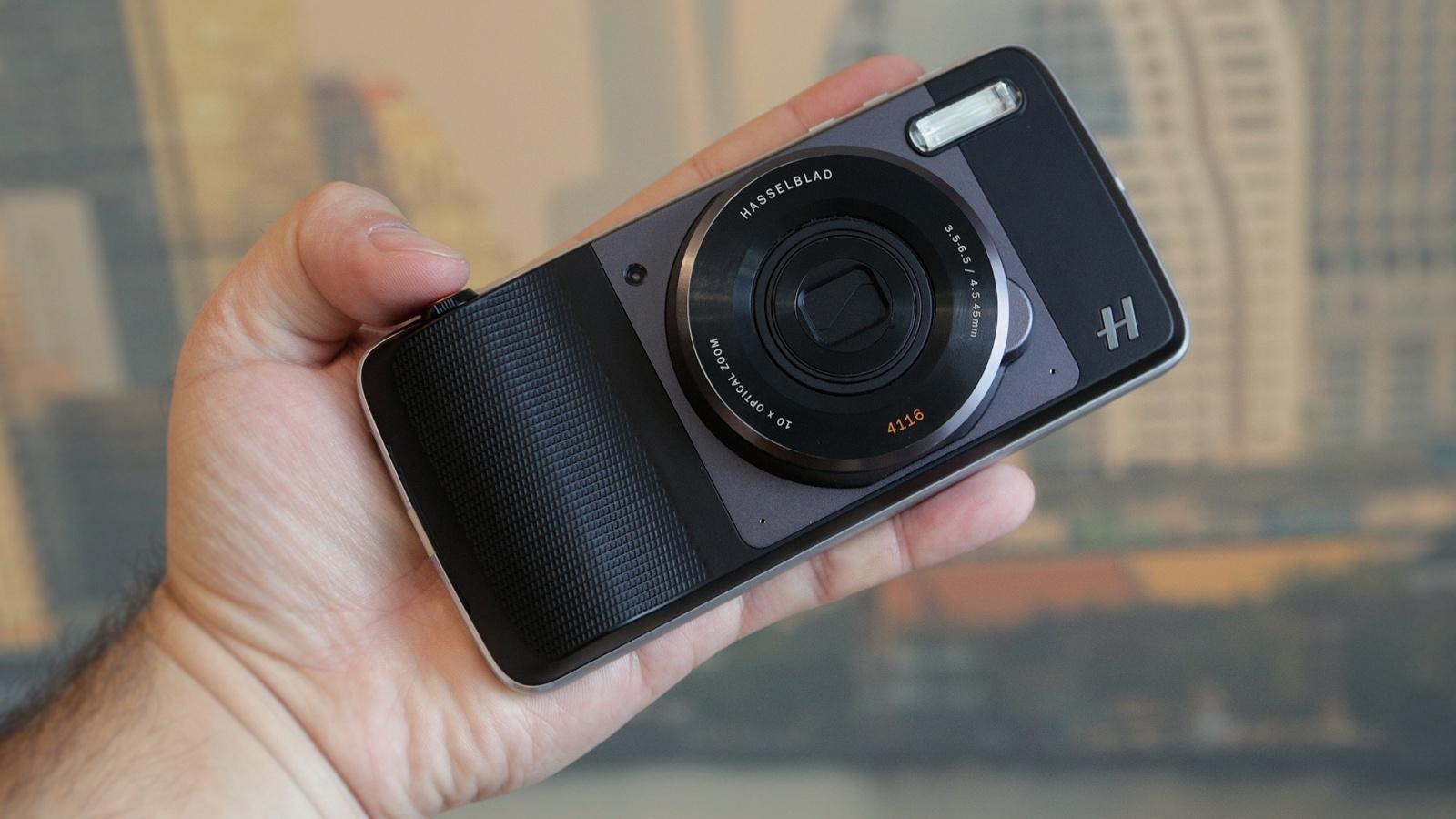Фотомодуль Hasselblad True Zoom для Moto Z: для чего он нужен и на что способен? - 30
