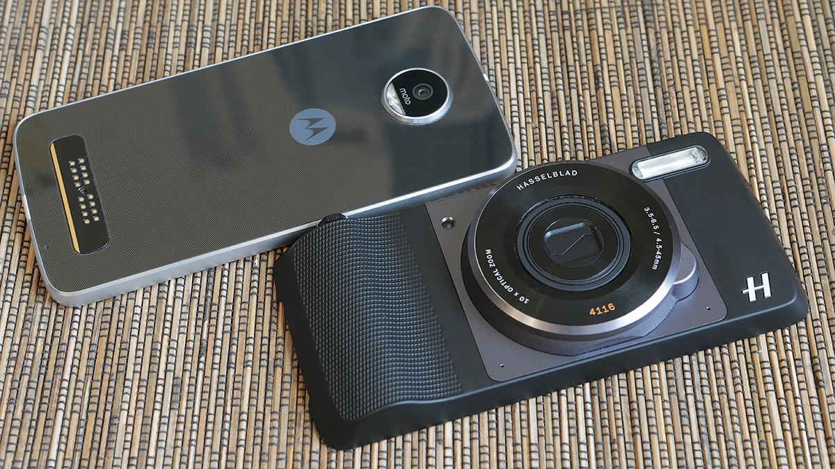 Фотомодуль Hasselblad True Zoom для Moto Z: для чего он нужен и на что способен? - 1