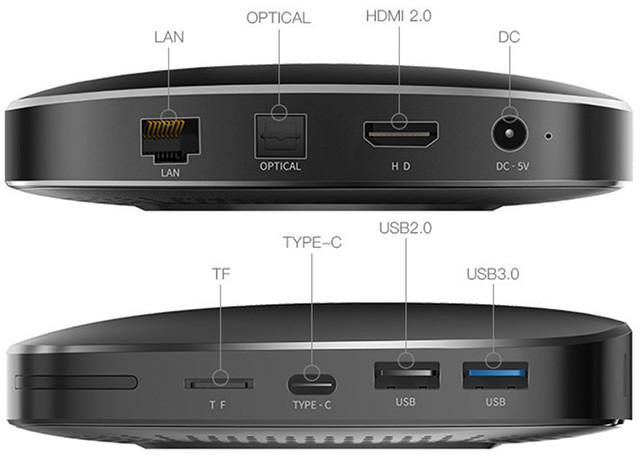Медиаплеер R-TV Box K99 относительно недешев для своего оснащения