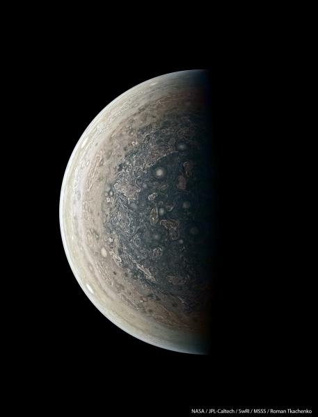 «Юнона» останется на промежуточной орбите Юпитера - 5