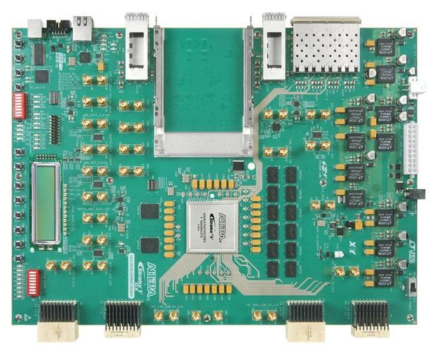 Cyclone 10 — FPGA под маркой Intel - 3