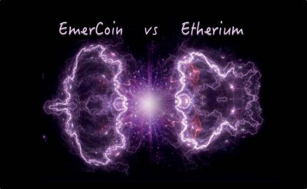 Emercoin vs Ethereum и сравнение приватных и публичных блокчейнов - 1