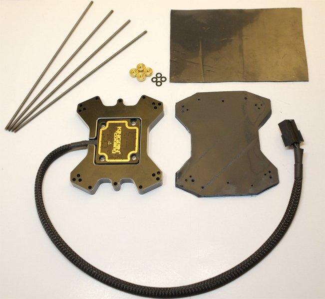 Нагреватель KingpinCooling Inferno Hot Plate Kit стоит 100 долларов