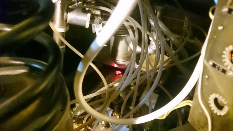 Электронный микроскоп в гараже. Чёрный вакуум - 7