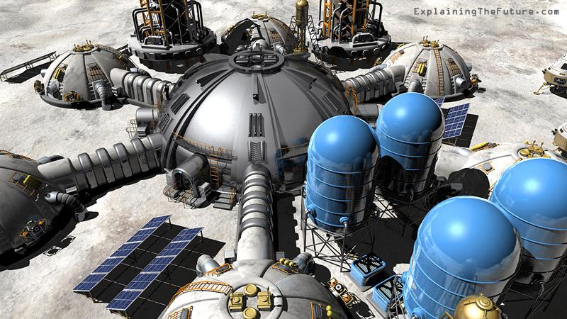 Индия рассчитывает начать добычу гелия-3 на Луне к 2030 году - 1