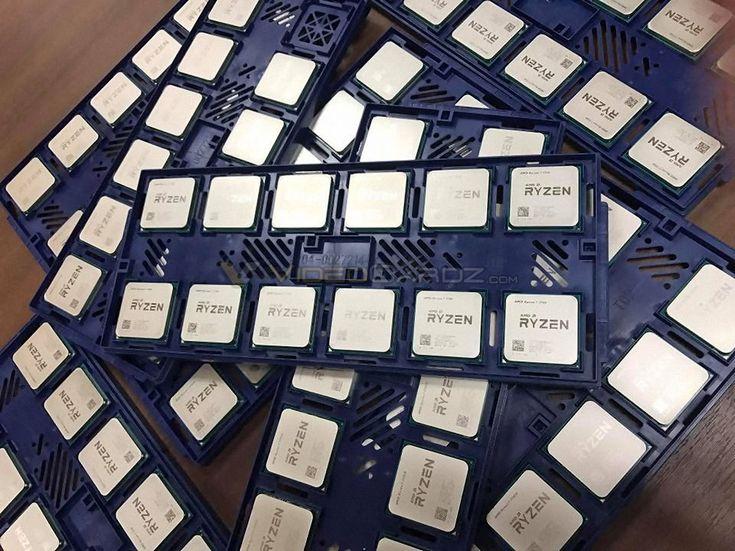 AMD решила наносить на новые CPU крупные логотипы
